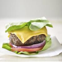 no carb hamburger