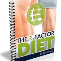 E-Factor Diet Book Cover