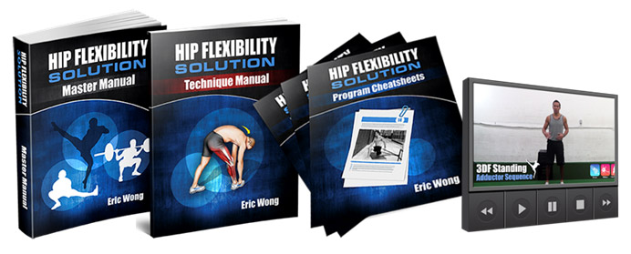 Hip Flexibility Solution