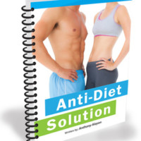Anti-Diet Solution Book Cover